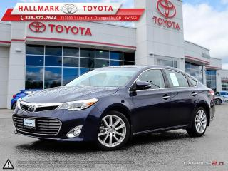 Used 2015 Toyota Avalon Limited for sale in Mono, ON