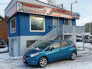 Used 2014 Nissan Versa Note SL **Heated Seats/Reverse Cam/Alloys** for sale in Barrie, ON