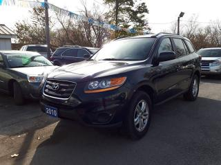 Used 2010 Hyundai Santa Fe GL..certified for sale in Oshawa, ON