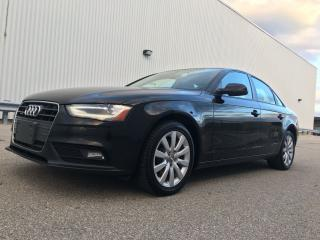 Used 2013 Audi A4 Quattro Premuim for sale in Mississauga, ON