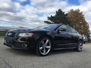 Used 2010 Audi A5 S Line 2.0L Premium for sale in Mississauga, ON
