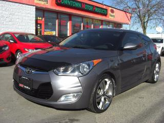 Used 2012 Hyundai Veloster Tech Package for sale in London, ON