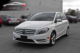 Used 2014 Mercedes-Benz B-Class B 250 Sports Tourer| BACK UP CAM| ONE OWNER for sale in North York, ON
