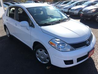 Used 2007 Nissan Versa 1.8 S/AUTO/LOADED/FUEL EFFICIENT/DRIVES LIKE NEW for sale in Scarborough, ON
