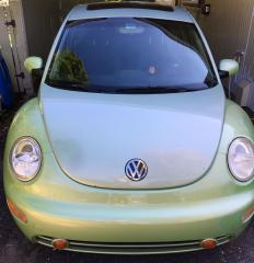 Used 2001 Volkswagen New Beetle GLS 1.8T for sale in Saint-bruno, QC