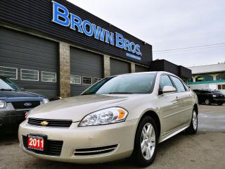 Used 2011 Chevrolet Impala LT, Local, Well equipped, We finance for sale in Surrey, BC