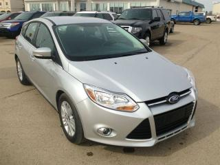 Used 2012 Ford Focus SEL for sale in Montreal, QC