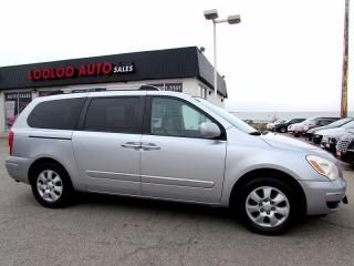 Used 2007 Hyundai Entourage GL 7 Passenger Automatic 3.8L for sale in Milton, ON
