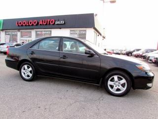Used 2003 Toyota Camry SE Automatic 2.4L for sale in Milton, ON