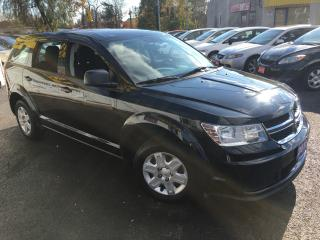 Used 2011 Dodge Journey Canada Value Pkg/AUTO/LOADED/4-CYLINDER/LIKE NEW for sale in Scarborough, ON