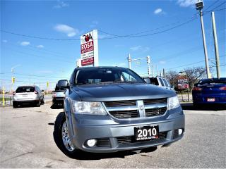 Used 2010 Dodge Journey SXL AUTO NO RUST ALLOY 4 NEW TIRES PW PL PM for sale in Oakville, ON