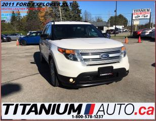 Used 2011 Ford Explorer XLT+GPS+Camera & Sensors+Leather Heated Seats+XM++ for sale in London, ON