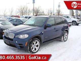 Used 2013 BMW X5 xDrive35d DIESEL for sale in Edmonton, AB