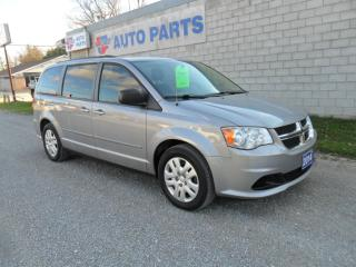 Used 2014 Dodge Grand Caravan SXT for sale in Beaverton, ON