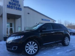 Used 2012 Lincoln MKX Luxury for sale in Selkirk, MB