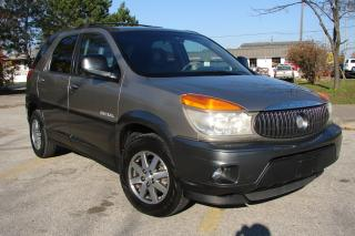 Used 2002 Buick Rendezvous CX w/1SD Luxury Pkg for sale in Mississauga, ON