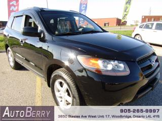 Used 2007 Hyundai Santa Fe GL - 3.3L - FWD for sale in Woodbridge, ON