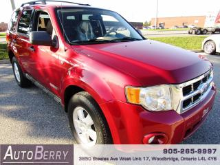 Used 2008 Ford Escape XLT - 3.0L - FWD for sale in Woodbridge, ON