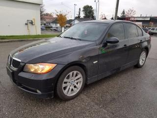 Used 2007 BMW 3 Series 328xi, AWD, Leather, Sunroof for sale in Scarborough, ON