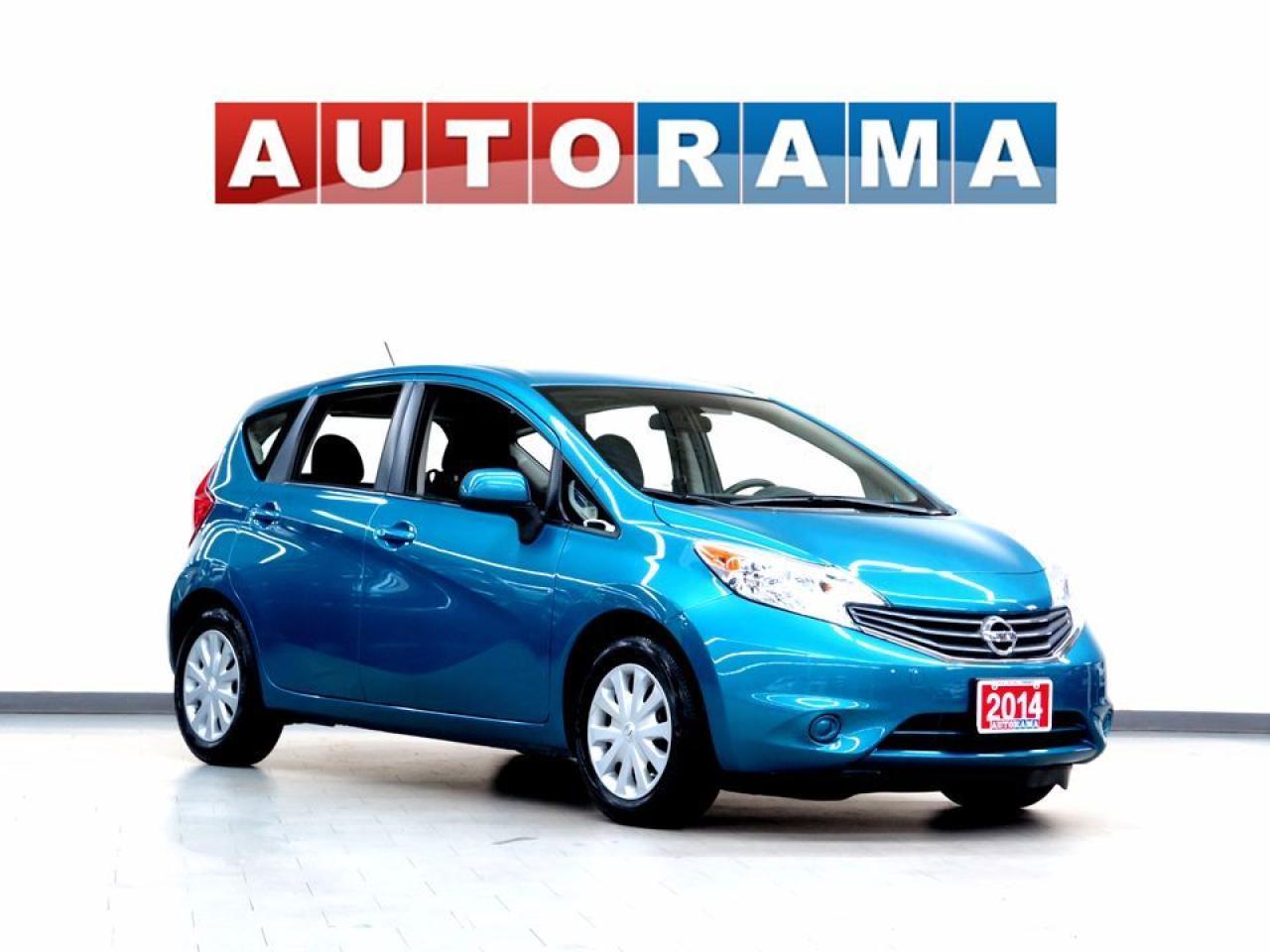 2014 Nissan Versa Note BACKUP CAM BLUETOOTH