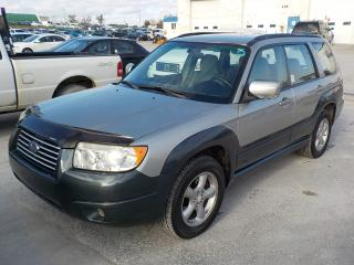 Used 2006 Subaru Forester for sale in Innisfil, ON