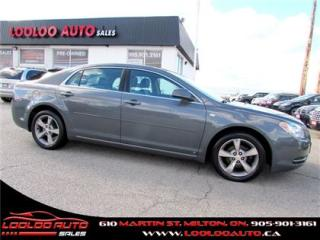 Used 2008 Chevrolet Malibu 1LT Automatic Certified 2Years Warranty for sale in Milton, ON