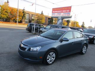 Used 2012 Chevrolet Cruze LT Turbo w/1SA for sale in Toronto, ON