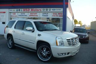 Used 2009 Cadillac Escalade NAVIGATION for sale in Etobicoke, ON
