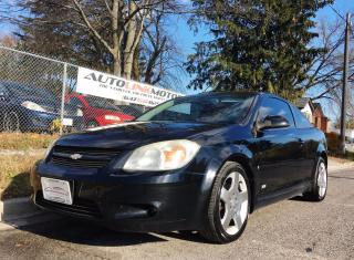 Used 2006 Chevrolet Cobalt SS for sale in Scarborough, ON