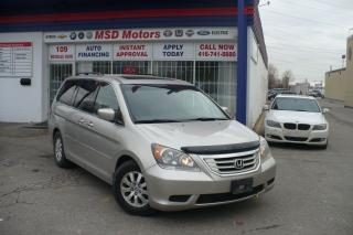 Used 2008 Honda Odyssey EX-L RES for sale in Etobicoke, ON