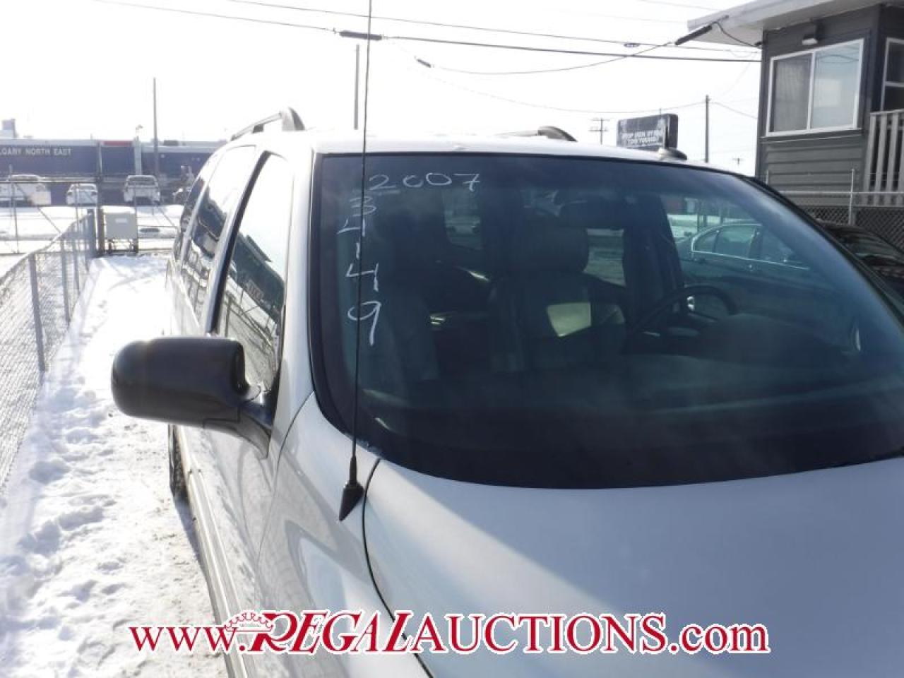 2007 Pontiac Montana Sv6 4D Ext Wagon