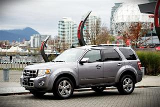 Used 2008 Ford Escape Limited *navigation* for sale in Burnaby, BC
