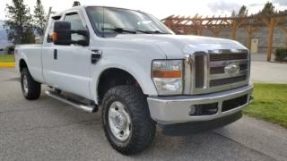 Used 2010 Ford F-250 SD XLT SUPERCAB LONG BE for sale in West Kelowna, BC