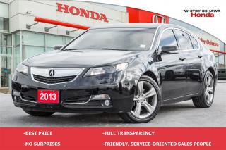 Used 2013 Acura TL SH-AWD Technology Package | Automatic for sale in Whitby, ON
