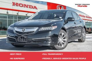 Used 2015 Acura TLX Base | Automatic for sale in Whitby, ON