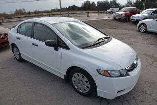 Used 2010 Honda Civic DX for sale in Hornby, ON