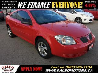 Used 2007 Pontiac G5 Base for sale in Hamilton, ON
