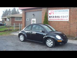 Used 2010 Volkswagen Beetle Heated Leather and Sunroof - Low Kms for sale in Elginburg, ON