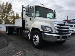 Used 2014 Hino 338 for sale in Vancouver, BC