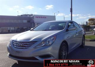 Used 2012 Hyundai Sonata GL |Bluetooth|USB|Alloys| for sale in Scarborough, ON