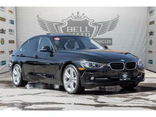 Used 2014 BMW 328 d xDrive DIESEL~SPORT PKG~ NAVI ~ REAR VIEW CAMERA for sale in North York, ON