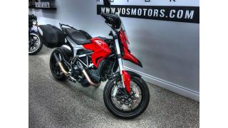 Used 2015 Ducati Hyperstrada - Free Delivery in GTA** for sale in Concord, ON