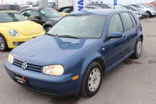 Used 2007 Volkswagen City Golf 2.0 for sale in Whitby, ON