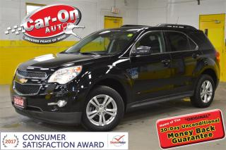 Used 2012 Chevrolet Equinox LT HEATED SEATS REAR CAM BLUETOOTH ALLOYS for sale in Ottawa, ON
