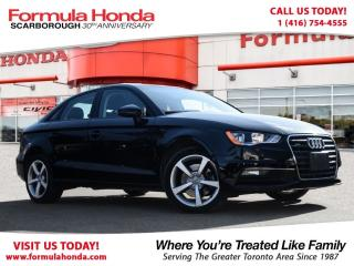Used 2016 Audi A3 $100 PETROCAN CARD YEAR END SPECIAL! for sale in Scarborough, ON