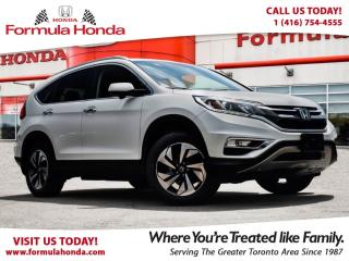 Used 2015 Honda CR-V TOURING | TOP OF LINE | ALL WHEEL DRIVE for sale in Scarborough, ON