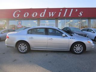 Used 2011 Buick Lucerne CXL! HEATED LEATHER SEATS! SUNROOF! for sale in Aylmer, ON