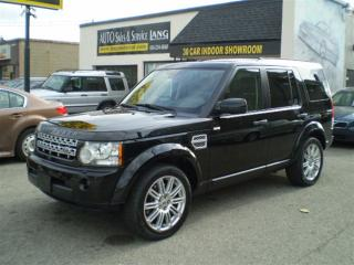 Used 2012 Land Rover LR4 HSE LUXURY! NAV! ROOF! 96K! for sale in Etobicoke, ON