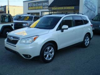 Used 2014 Subaru Forester 2.5i LIMITED! REAR CAM! PANO ROOF! for sale in Etobicoke, ON