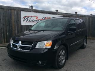 Used 2010 Dodge Grand Caravan SXT DVD for sale in Stittsville, ON